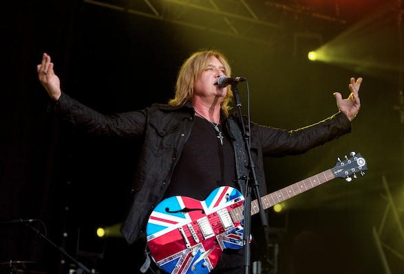 Joe Elliott's Down 'n' Outz