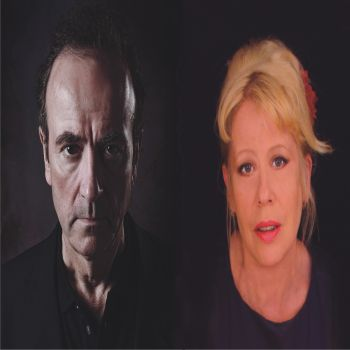 Hugh Cornwell & Hazel O'Connor