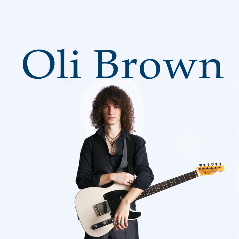 Oli Brown Band