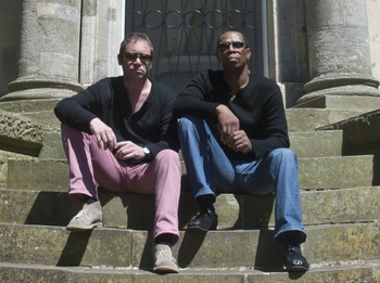 Simon & Oscar from Ocean Colour Scene